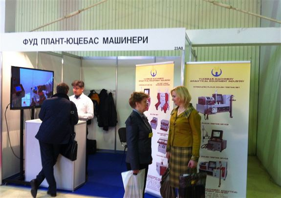 MODERN BAKERY MOSCOW 23 - 26 NİSAN 2014