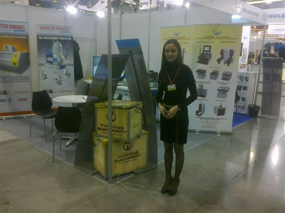 28 - 30 EKİM 2015 INTERFOOD NOVOSIBIRSK